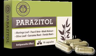 Parazitol - Продукти с естествени формули за елиминиране на вредните за организма паразити, къде да купя и колко