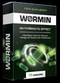 Wormin - Убивайте паразитите безопасно и ефективно, къде да купите и колко