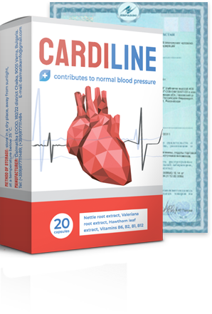 Cardiline - ефективно лечение за хипертония, къде да купя, колко се продава, потребителски отзиви и инструкции за употреба